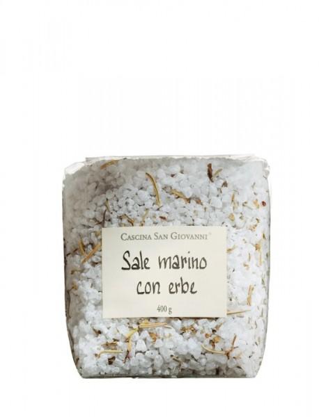 Sale Marino con Erbe