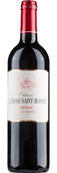 Chateau La Rose Saint-Bonnet AOC