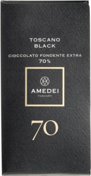 Toscano Black Bitterschokolade 70%