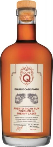 Don Q Double Cask Finish Puerto Rican Rum