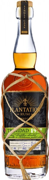 Plantation Trinidad 1997 single cask