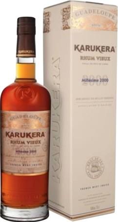 Karukera Rhum Vieux Millesime 1999
