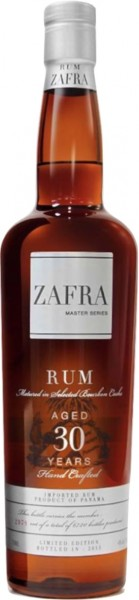 Zafra Master Series 30YO Rum