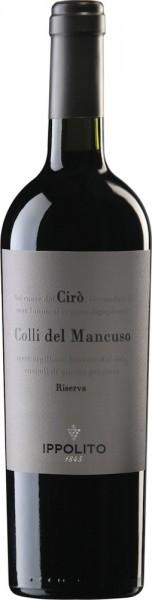 """Ciro Rosso Classico Superiore Riserva """"Colli del Mancuso"""""""