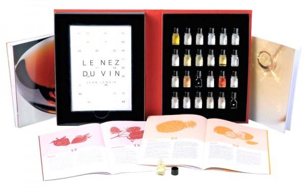 Weinaromen 24er Rot- und Weißweine Le Nez du Vin