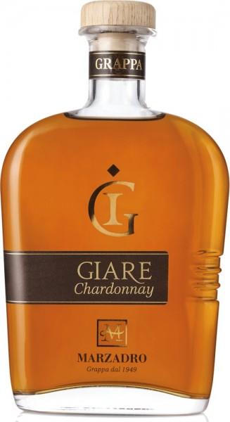 Grappa Le Giare Chardonnay
