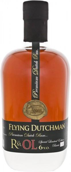 Zuidam Flying Dutchman Rum Oloroso 6YO Batch No 1 Special Limited Edition