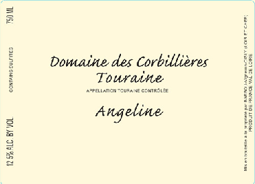 Angeline rouge Touraine