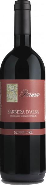 Barbera d´Alba Superiore (rotes Etikett)