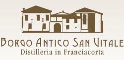 Borgo Antico San Vitale - Distilleria in Franciacorta