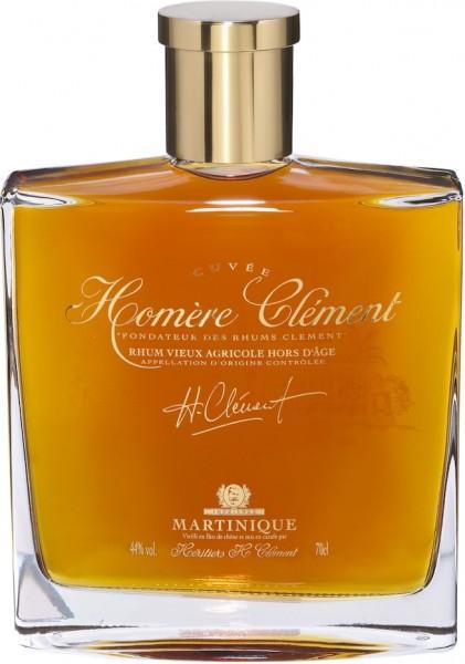 Rhum Cuvée Speciale Homere Clément
