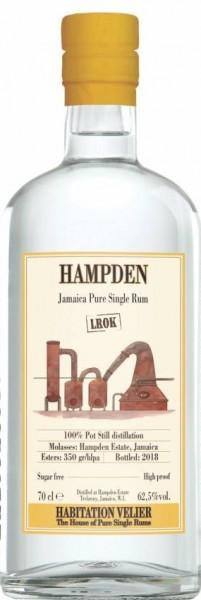 Hampden Jamaica Pure Single Rum