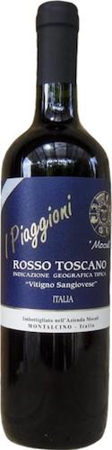 I Piaggioni Rosso Toscano