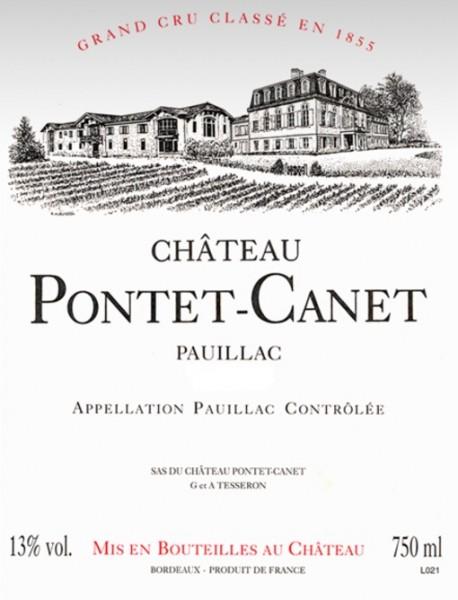 Chateau Pontet Canet Grand Cru Classe