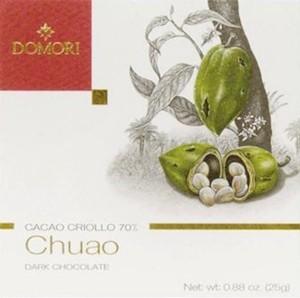"""Domori - 70% - Criolla """"Chuao"""""""