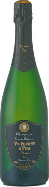 "Champagner Grand Reserve Brut ""a Vertus"""