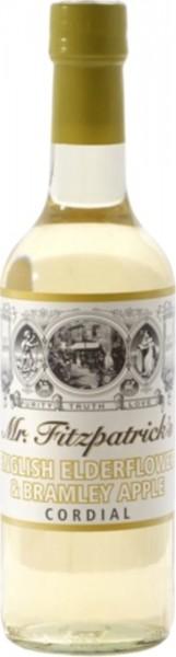 English Elderflower & Bramley Apple Sirup