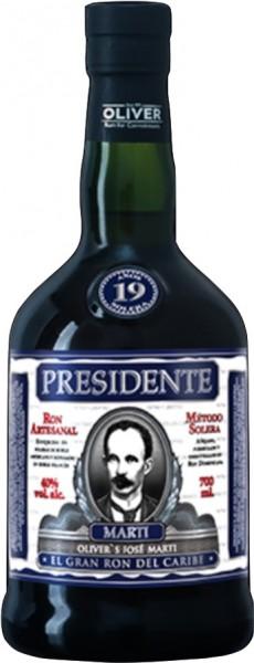 Presidente Anos 19 Solera