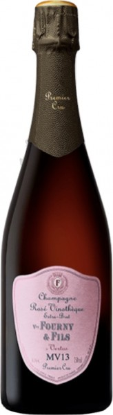 Champagner Rose Vinotheque M14 Extra Brut