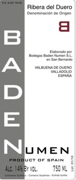Baden Numen Semi-Crainza