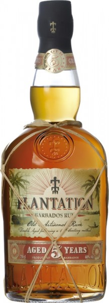 Plantation Barbados 5 YO Artisanal Rum
