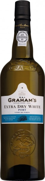 Grahams´s Extra dry white port