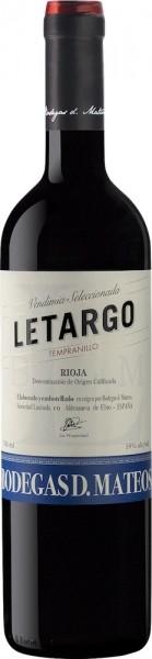 """Rioja """"Letargo"""""""
