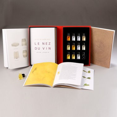 Weinaromen Barrique-Aromen 12er - Le Nez du Vin