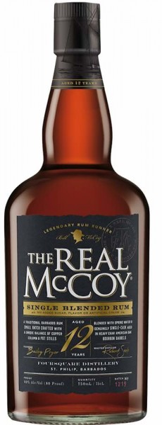 The Real McCoy 12 years