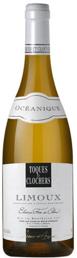 Limoux Blanc Océanique - Serie Toques & Clochers
