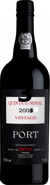 Vintage Port Quinta do Noval