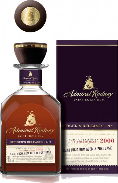 Admiral Rodney Officers Releases no 1