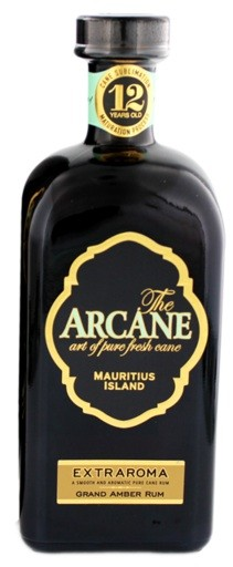 Rum Arcane Extraromas 12 years old