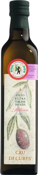"""Extra Virgine Olivenöl - """"Cru di Cures"""""""