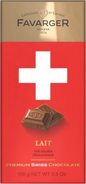 Premium Swiss Noisette Schokolade
