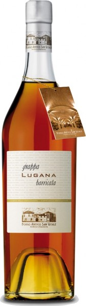 Grappa di Lugana Barrique