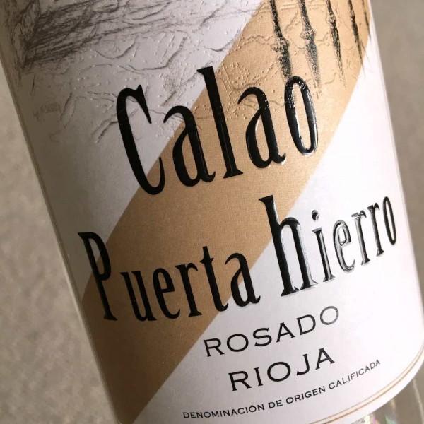 Rioja Rosado Calao Puerta de Hierro