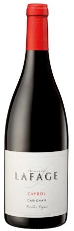 Cayrol Carignan Vieilles Vignes