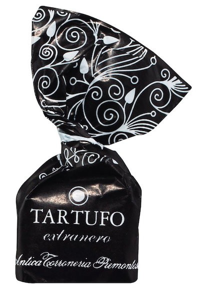 Schokoladentrüffel extra-schwarz - Tartufi dolci extraneri