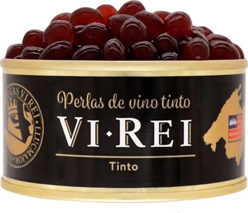 Rotweinperlen Vi Rei Tinto